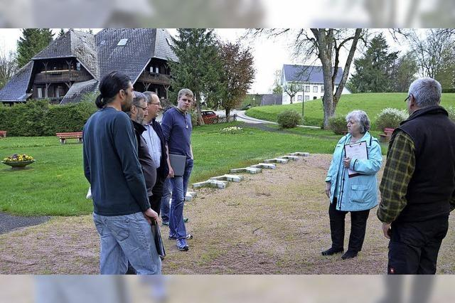 Seilbahn soll Spaß in Kurgarten bringen