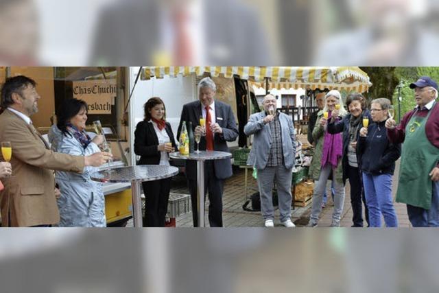 Marktsaison in Todtmoos eröffnet