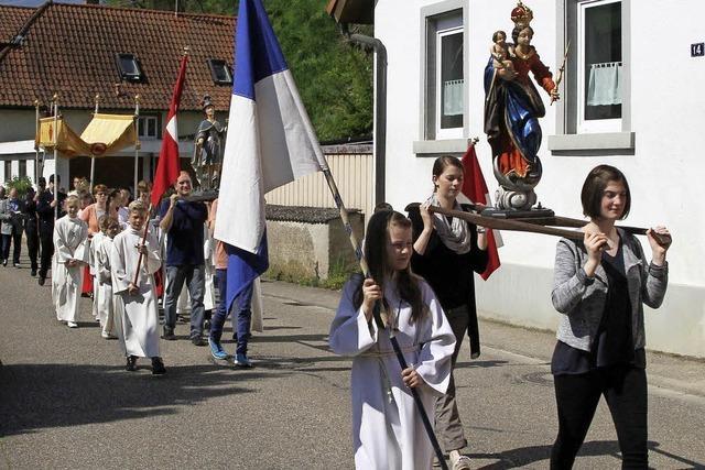 Zu Ehren von St. Gangolf