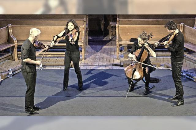 Radio String Quartet widmete sich in Basel Joe Zawinul