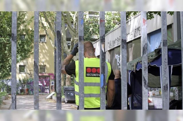 Sicherheitsbranche boomt