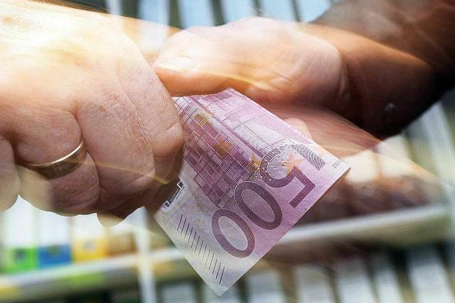 Gegen Korruption und Geldwäsche: Briefkästen erhalten Namen