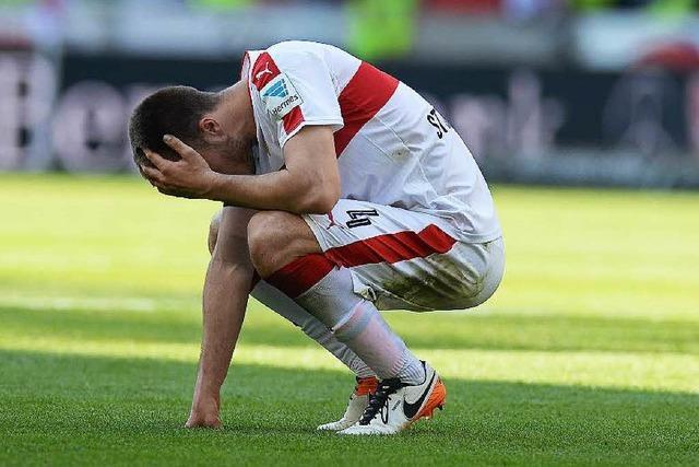 Sandhausen ante portas: VfB Stuttgart in höchster Not