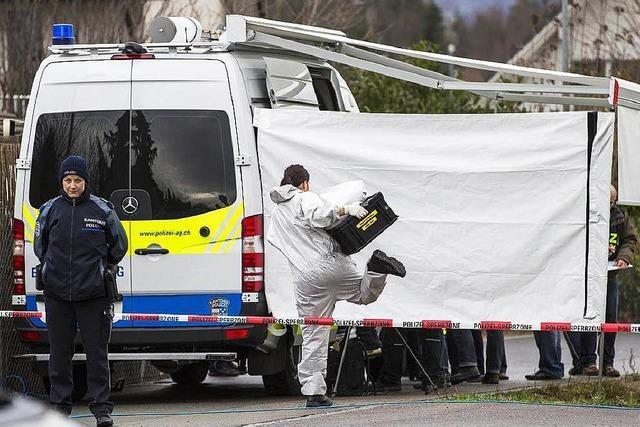 Vierfachmörder in der Schweiz gefasst – weitere Taten geplant