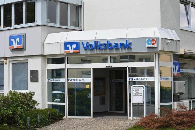 Volksbank Breisgau Nord schließt zehn Filialen