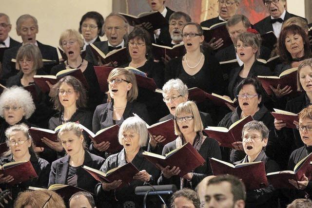 Messe im Tangorhythmus in der Stadtkirche