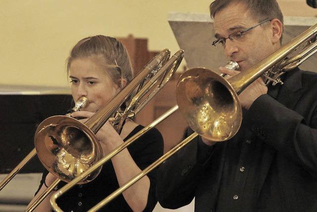 150 Mitwirkende bieten anspruchsvolles Programm in der St. Laurentiuskirche