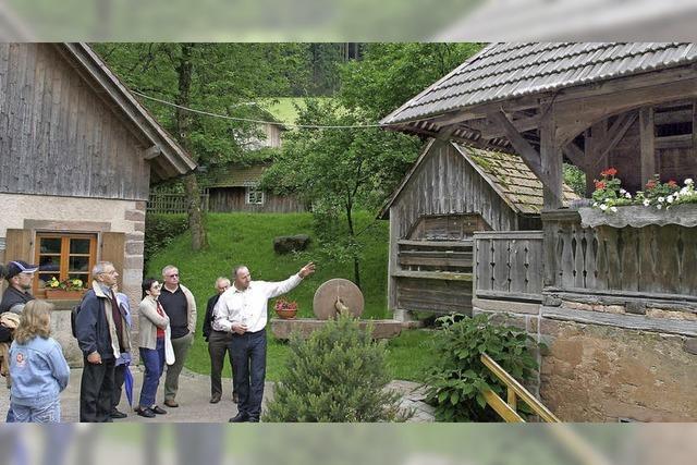 Zwei Mühlen und eine Hammerschmiede stehen am Pfingstmontag offen