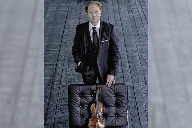 Kammerorchester Basel und Geiger Daniel Hope mit