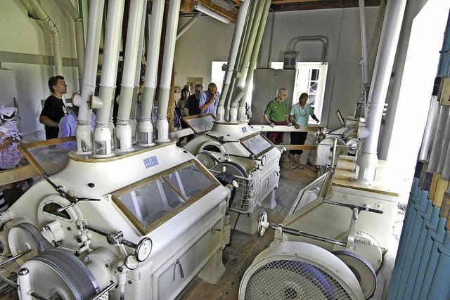 Die Jennemühle im Freiburger Ortsteil Tiengen hat an Pfingstmontag für Besucher offen