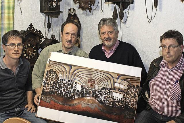 Eisenbacher träumt von einem Uhrenmuseum