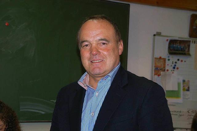 Aribert Gerbode geht den TuS-Ringern voran