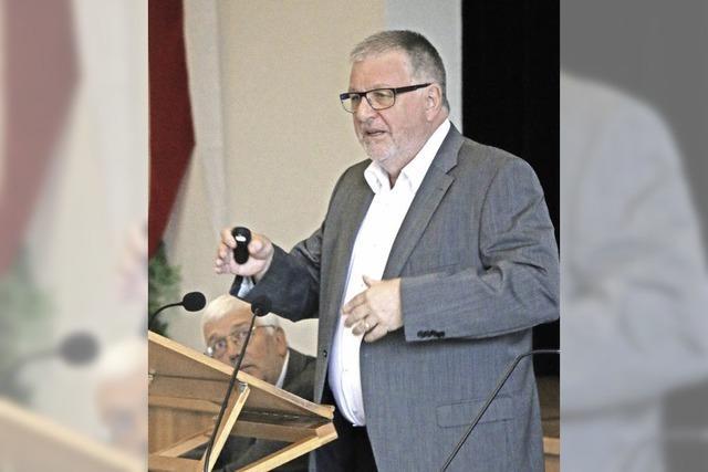 Gemeinderäte in Stein werden entlastet