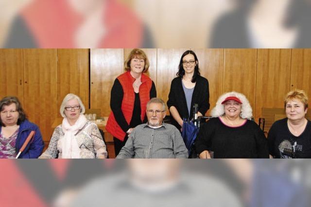 Behinderte geben wichtige Anstöße