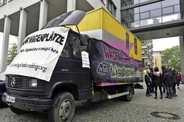 War die Beschlagnahme der Wagenburg-Fahrzeuge rechtswidrig?