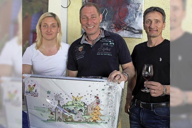 Hoffest des Lions-Clubs
