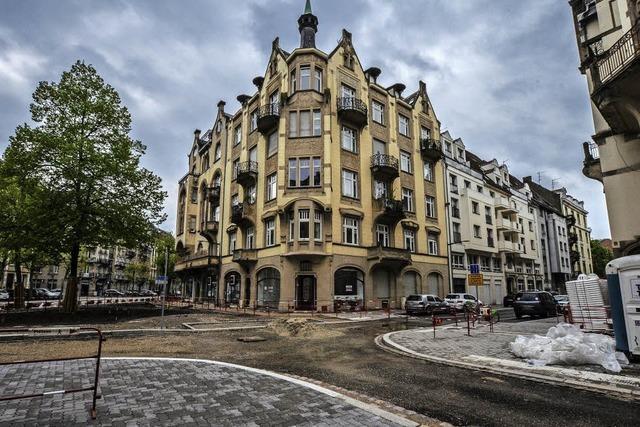 Straßburg: Jugendstilfassaden werden besser sichtbar