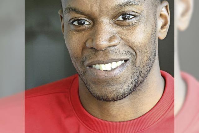 Karim Guédé ist ein Kämpfer mit Vorbildfunktion