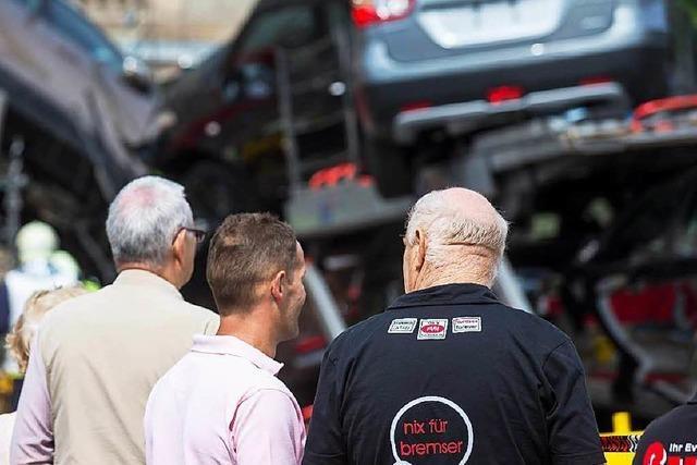 Gesetzentwurf: Gaffen an Unfallorten soll strafbar werden