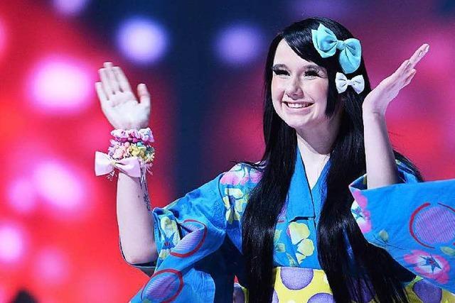 ARD überträgt das Finale des Eurovision Song Contests