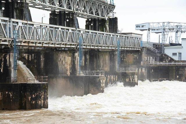 Unwetterschäden und Hochwasser zu Pfingsten