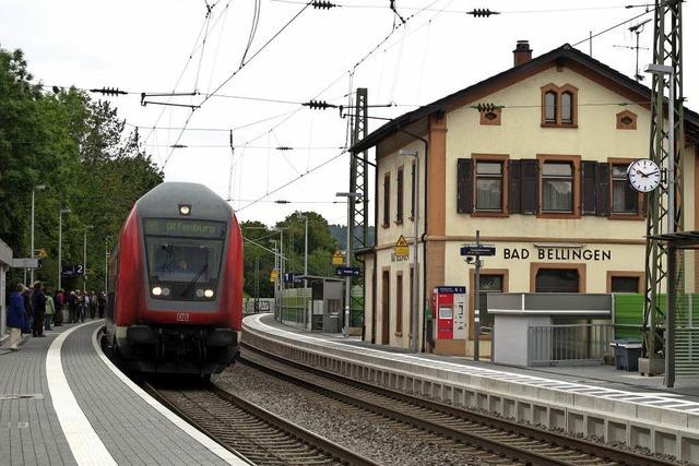 Bad Bellingen tritt dem Zweckverband Regio-S-Bahn 2030 bei