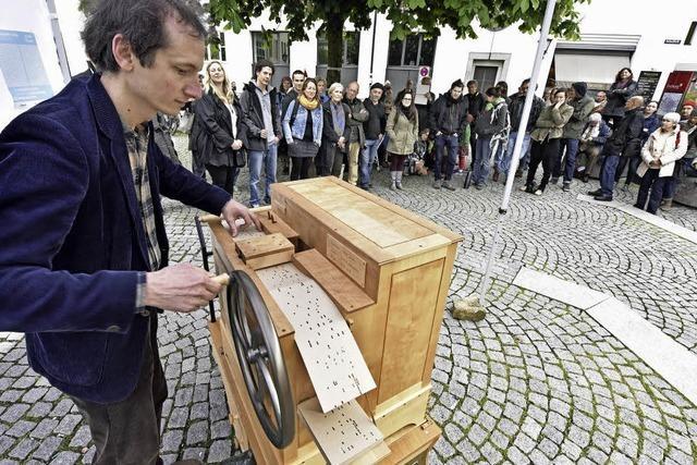 Kunstfestival an mehr als 40 Orten im gesamten Stadtgebiet
