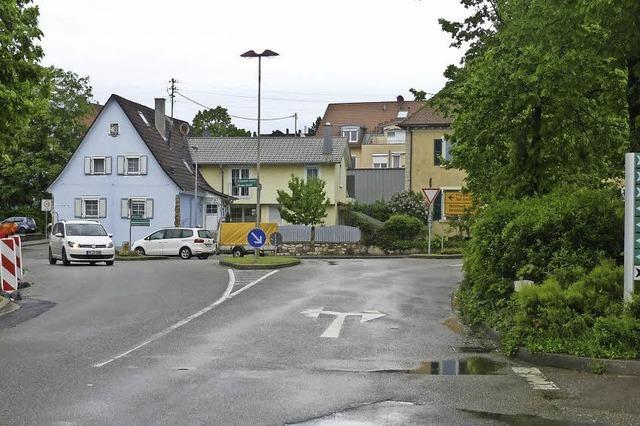 Grünes Licht für den Umbau der Kreuzung