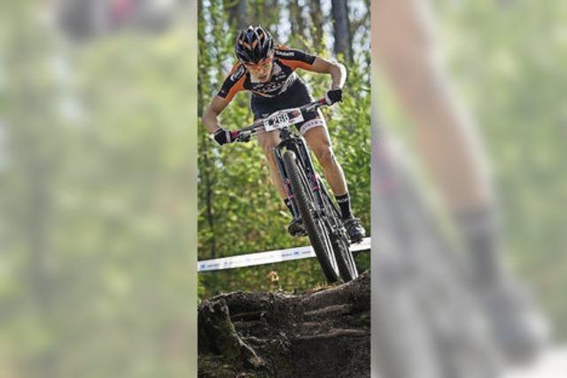 Erster Weltcupsieg für Mountainbiker Tim Meier