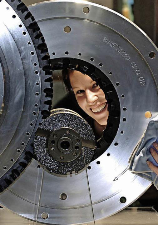 Maschinenbaumechaniker  | Foto: Achim Scheidemann