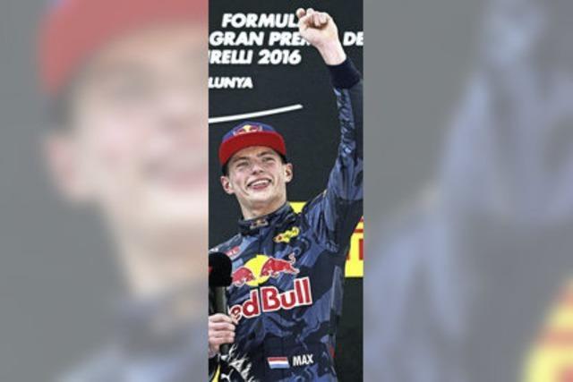 Verstappen siegt, Rosberg zürnt