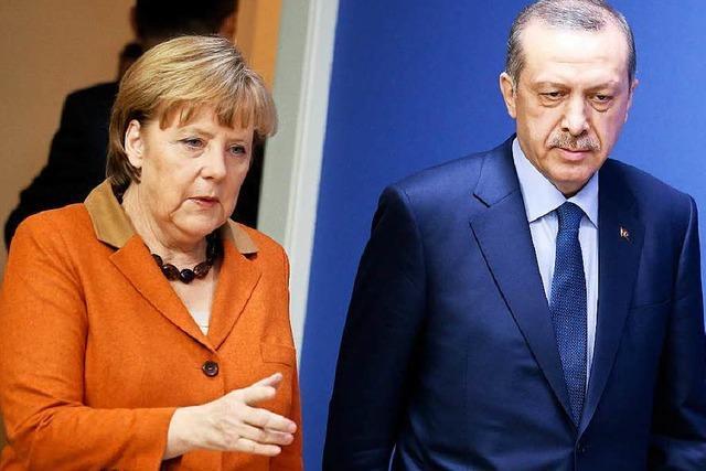 Merkel reist nach Istanbul und trifft dort Erdogan