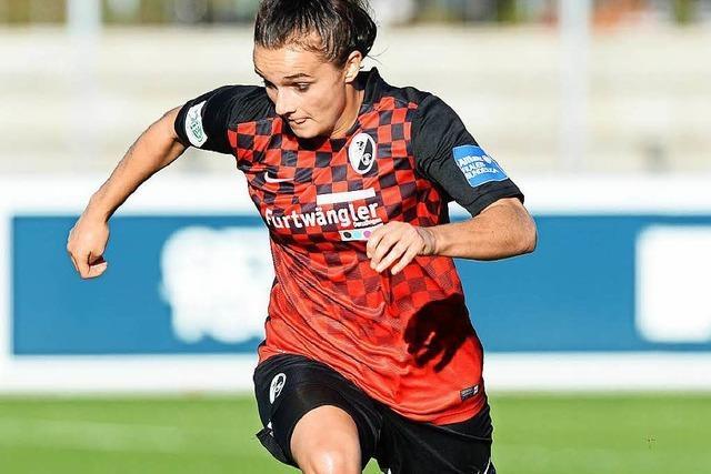 Lina Magull bleibt dem SC Freiburg treu