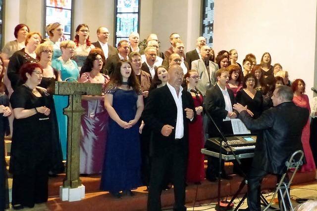Chorus Line zu Gast