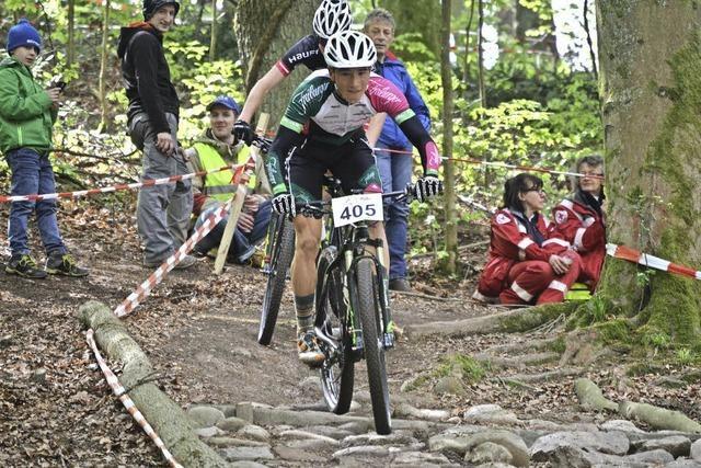 Weniger Starter beim Mountainbike-Bergrennen