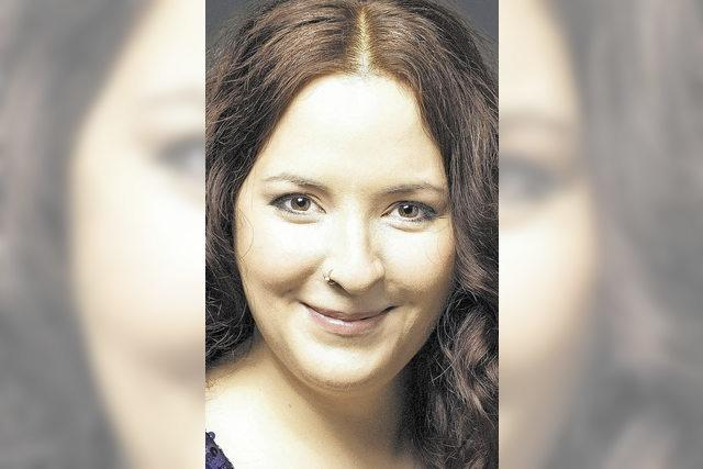 """Anne Czichowsky in Lörrach: """"Jede muss der anderen Platz lassen"""""""