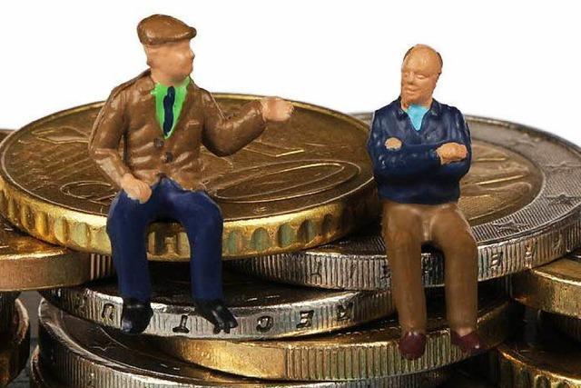 Wie viel Geld bleibt im Alter? Die Debatte ums Rentenniveau