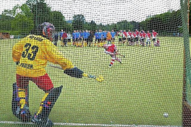 Hockey-Turnier in Lahr: Event zwischen Sport und Party