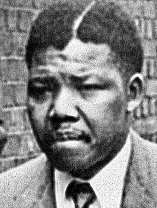 Mandela 1961  | Foto: AFP