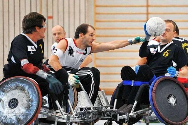 Flüchtlinge, Menschen mit Behinderung, Minderheiten – Sport ist für alle da