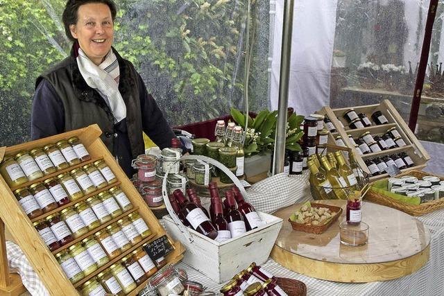 In Elzach findet der Naturparkmarkt statt