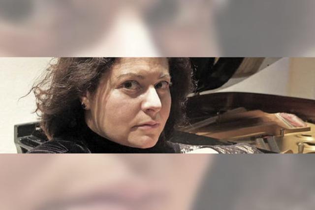 Olivier Marron (Cello) und Karina Cveigoren (Klavier) im Stubenhaus Staufen
