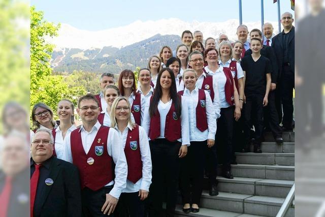 Handharmonika-Club Sulzburg mit Erfolg