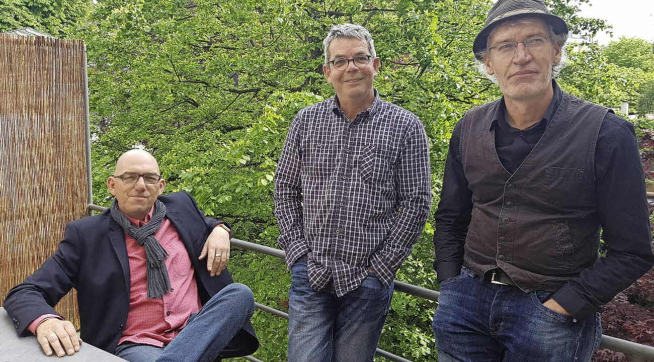 Die Gründer von Event Now: Thomas Reip...Maass und Stefan Schönfeld (von links)  | Foto: privat