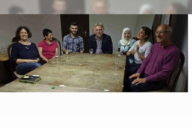 Flüchtlinge haben Gefallen an der hilfsbereiten Stadt