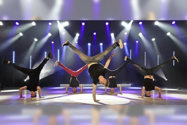Drei deutsche Acts beim Internationalen Circus Festival