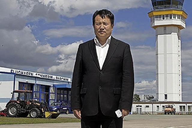 Großflughafen für die Provinz