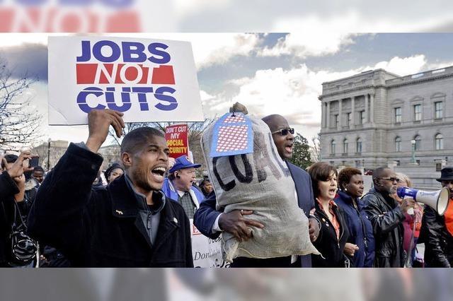 USA prüfen eine Versicherung für Globalisierungsverlierer