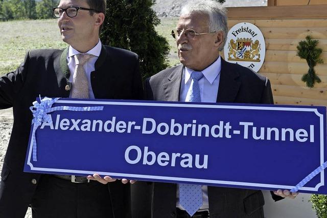 Dobrindt investiert Millionen für neue Tunnels und Straßen