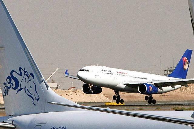 Ägyptische Passagiermaschine über Mittelmeer vermisst